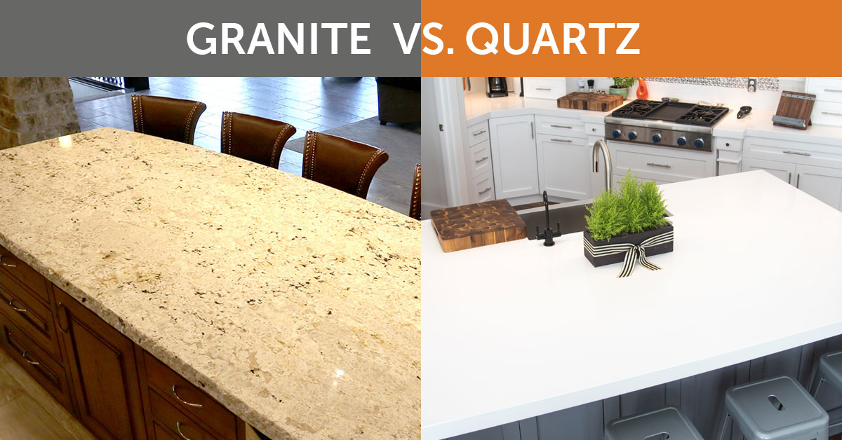 Quartz Vs Marble Vs Granite Countertops What Is Best For Your Kitchen Our Kitchen Sink